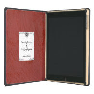 Specially Designed Tuscan Red Plaster iPad Air Cover