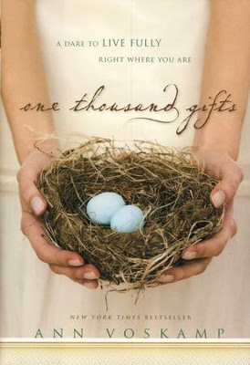 One Thousand Gifts: A Dare to Live Fully Right Where You Are, Hardcover  -     By: Ann Voskamp