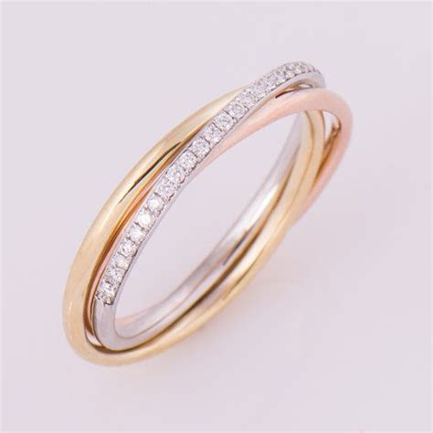 Best 25  Trinity ring ideas on Pinterest   White gold