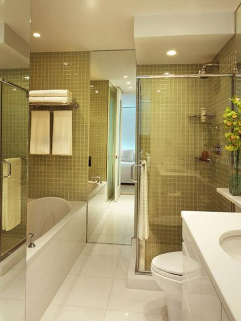 Trendy Small Bathroom Remodeling Ideas and 25 Redesign ...