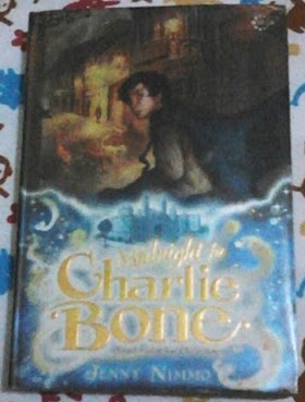 Midnight for Charlie Bone Review