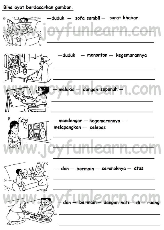 Contoh Soalan Peperiksaan Darjah 3 Bahasa Melayu - Soalan p