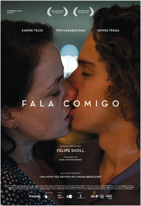 Fala Comigo : Poster
