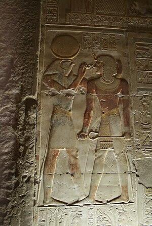 Temple of Osiris at Abydos