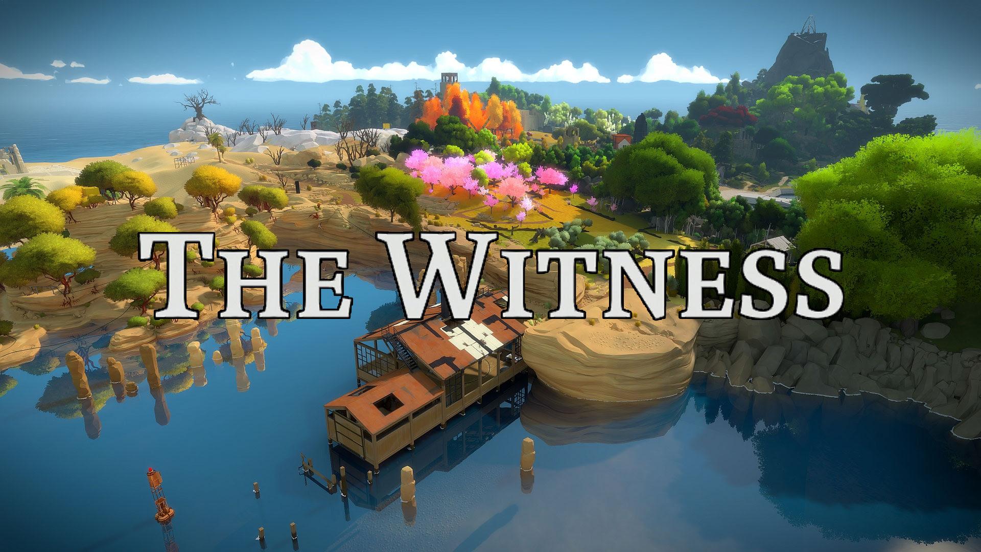 Resultado de imagem para The Witness