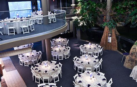 The Pittsburgh Zoo and PPG Aquarium   Wedding Receptions
