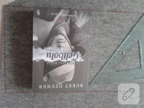 keceden kitap kilifi yapimi marifetorg