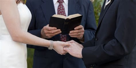 5 Different Ways to Say Your Vows   HuffPost