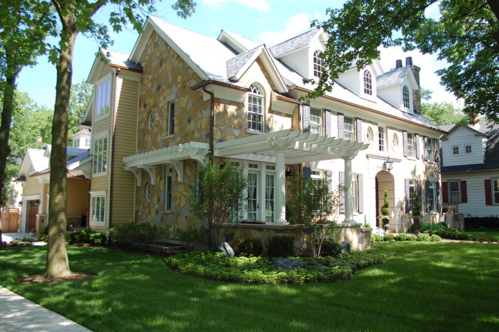 Residential Exteriors Schwarz Lewis Design Group