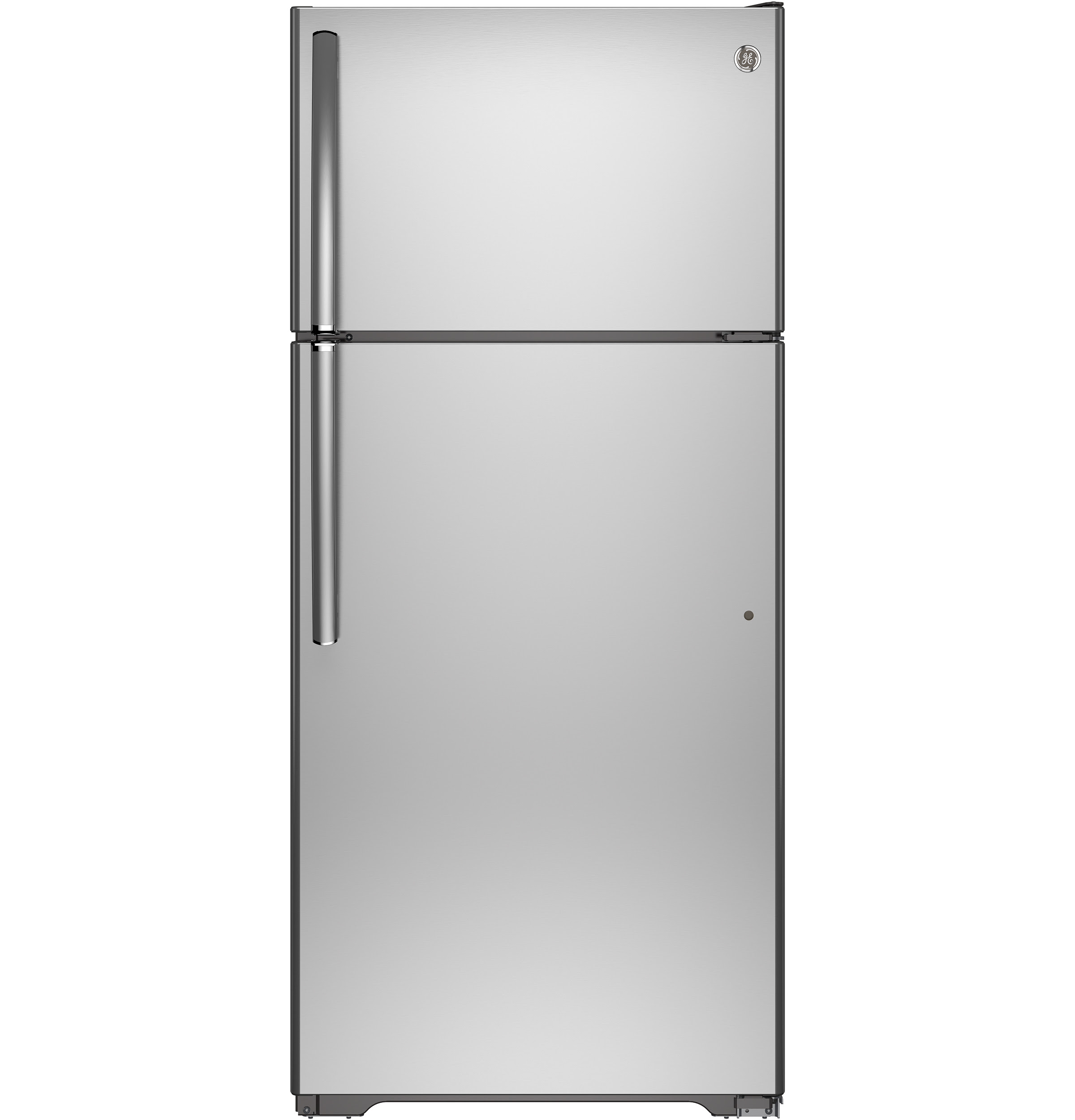 GE ENERGY STAR 15 5 Cu Ft Top Freezer Refrigerator