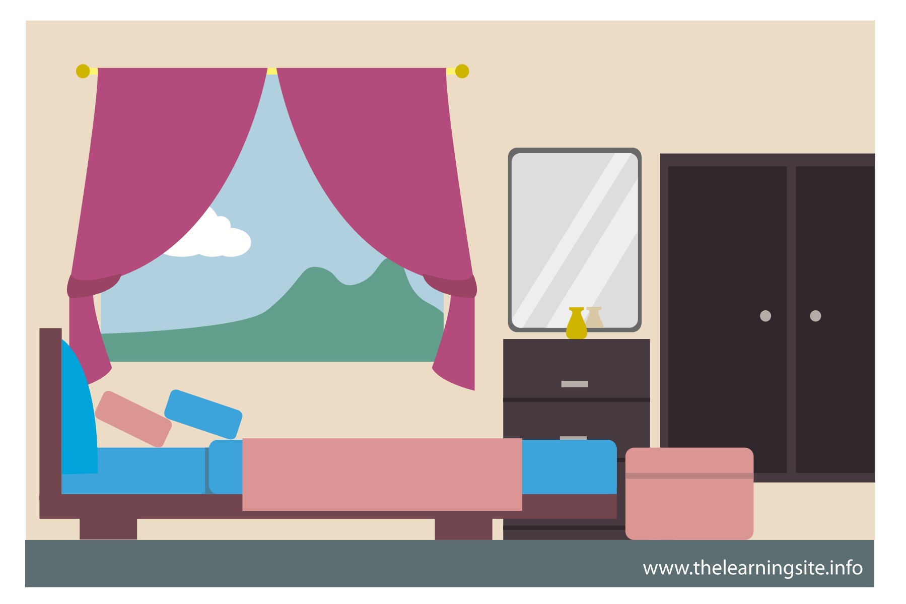 Free Bedroom Background Cliparts Download Free Clip Art