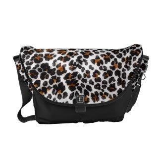 trendy leopard print design rickshawmessengerbag
