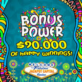 Flower Power is Groovy but Casino Bonuses are also Cool