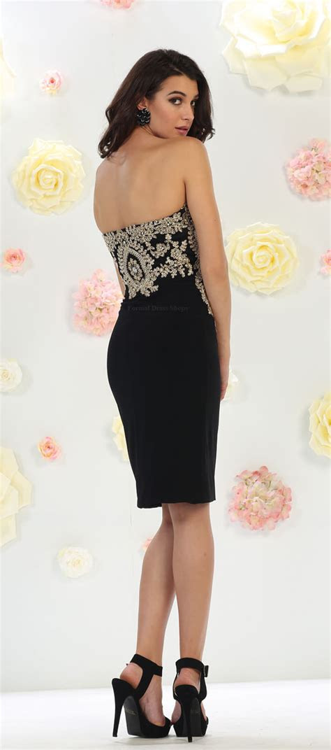 sale  semi formal dance prom short cocktail stretchy