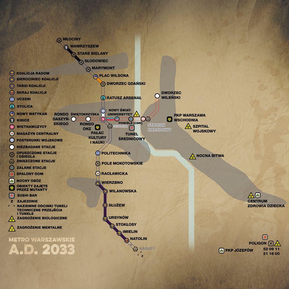 Poland Metro Wiki Fandom Powered By Wikia