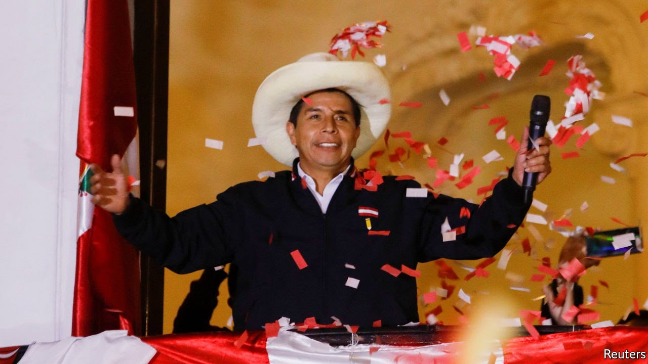 A failure to reform Peru is poised to produce a lurch to the far left