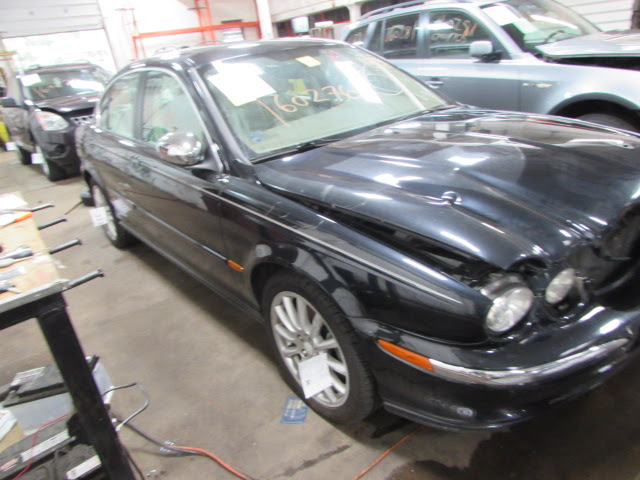 2002 Jaguar X Type Fuel Pump Fuse Location