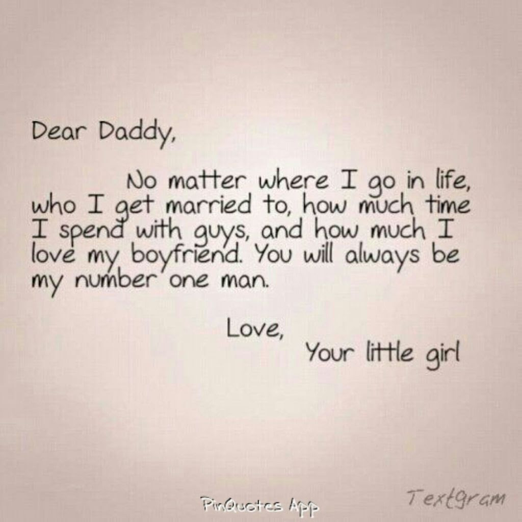 Love My Daughter Quotes From Dad - quotes love
