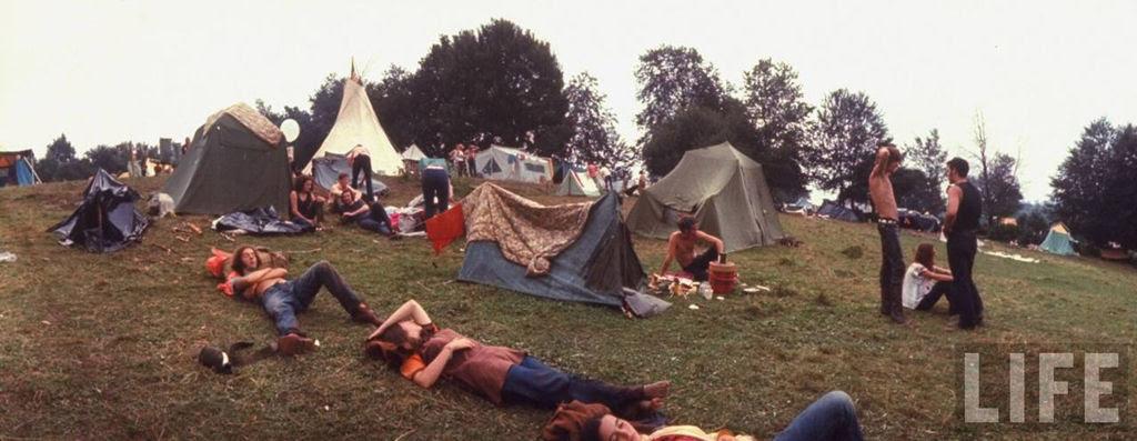 O festival de Woodstock em números e imagens 35