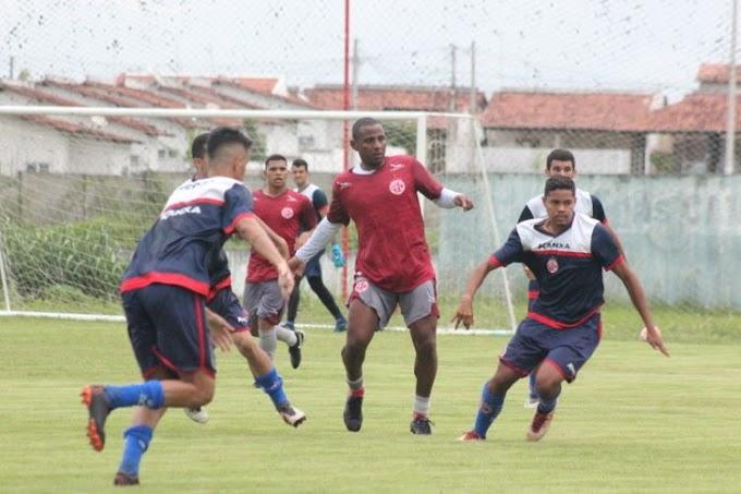 América-RN encara o Santos pela segunda fase da Copa do Brasil