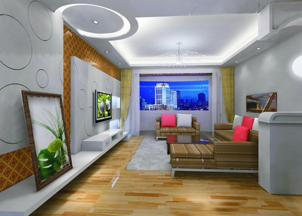 Best of Pop Ceiling Design Photos Living Hall