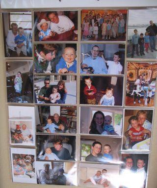 Aidan photo collage