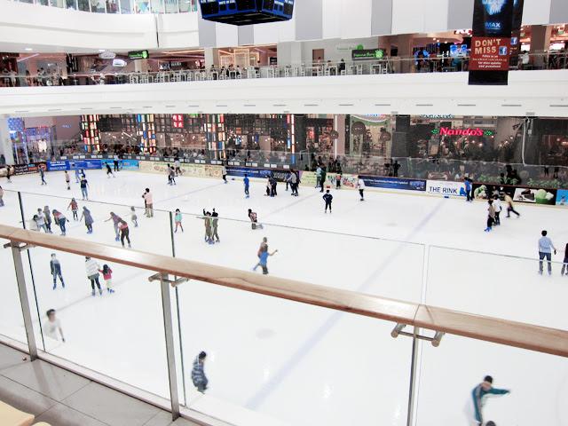 jcube ice skating