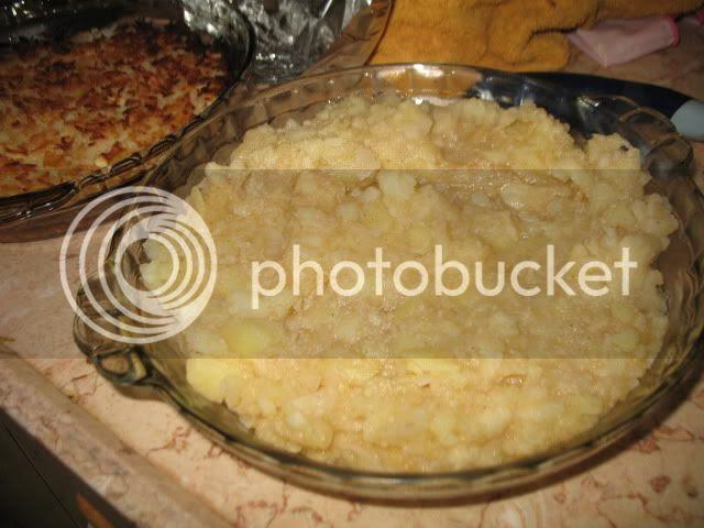 More than Mashed Potatoes