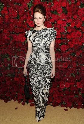 Museum Of Modern Art 4th Annual Film Benefit: Fashion Styles