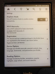 Turning Off Wifi On Kindle Paperwhite Teleread News E Books Publishing Tech And Beyond