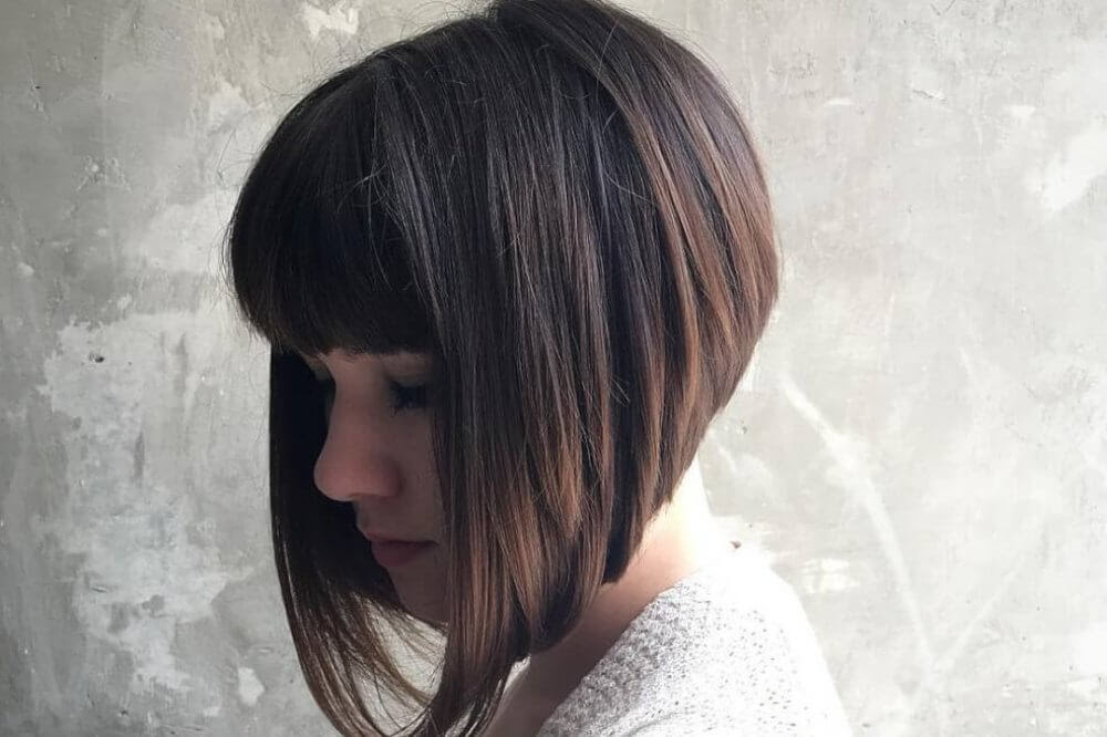 Long Layers Short Hair For Girls 2020 With Long Inverted
