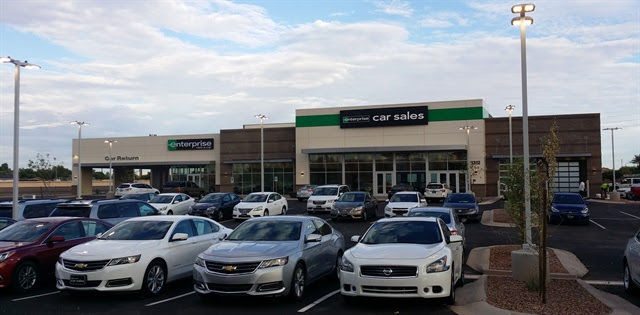 Enterprise Car Sales Opens 2 New Locations in Arizona  Remarketing  Auto Rental News
