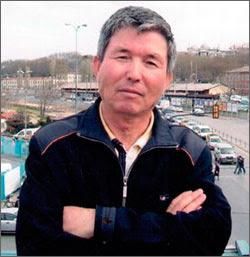 Journalist Solijon Abdurakhmanov