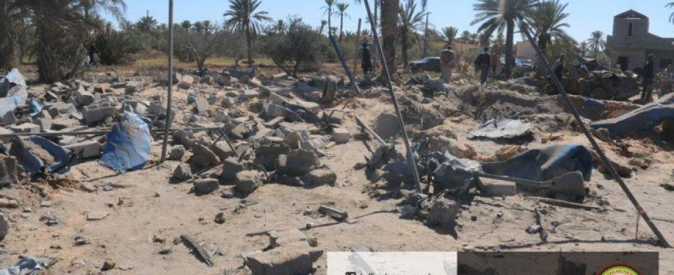 Libia: raid Usa contro covo dell'Is, decine di morti
