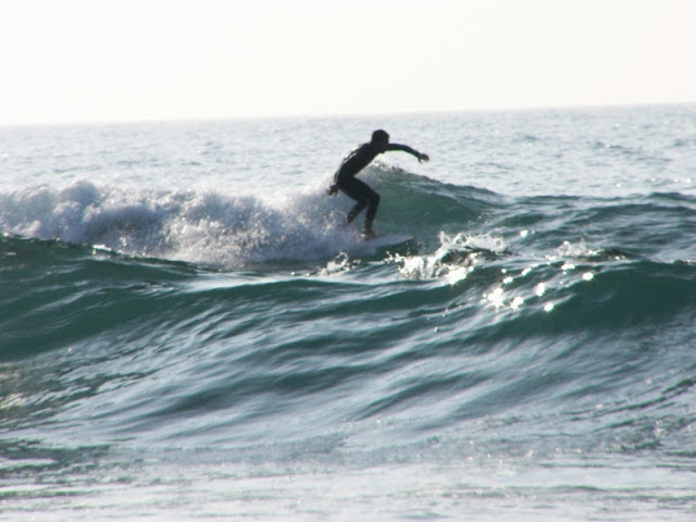 Sesión del 19 de Abril del 2007, Sopelana Surf