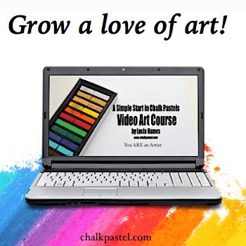 Grow a Love of Art