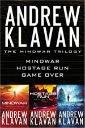 The MindWar Trilogy: MindWar / Hostage Run / Game Over