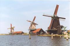 Kincir Angin, Netherlands