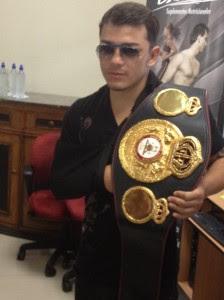 """""""Tiquito"""" superó una de las peleas más difíciles de su carrera. CRH"""