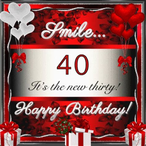Forty Is The New Thirty! Free Milestones eCards, Greeting