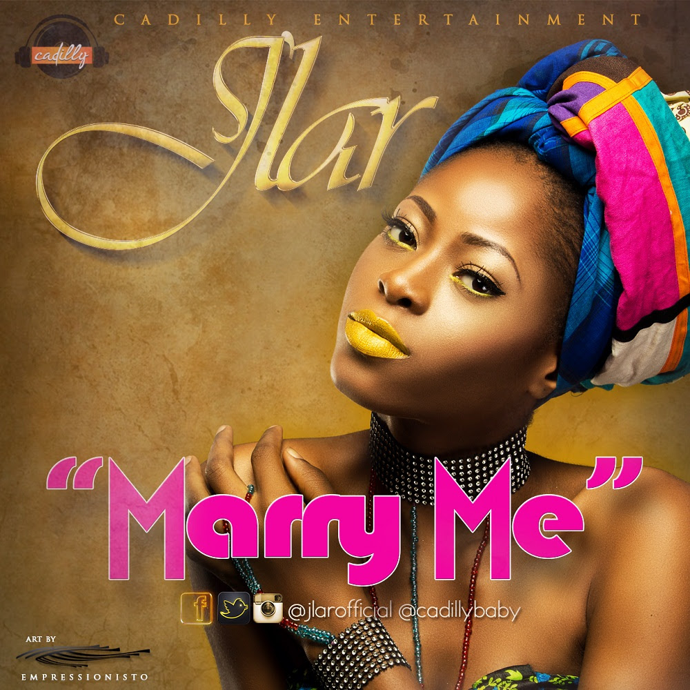 Marry Me by J'Lar (CADILLY) prod by Fliptyce Art