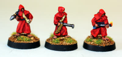 HOF74 Cultist Heavy Weapons