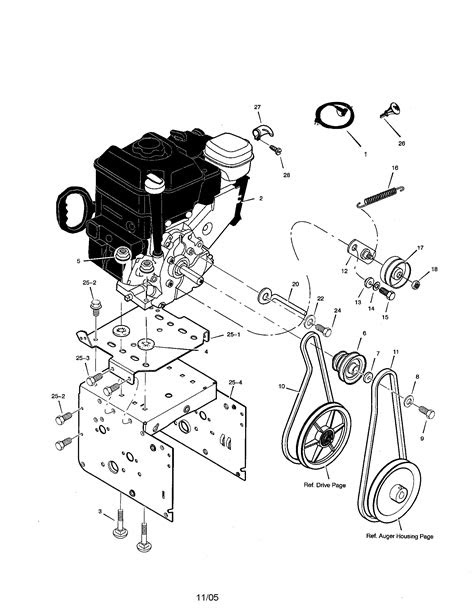 CRAFTSMAN SNOW BLOWER Parts | Model C950524302A | Sears