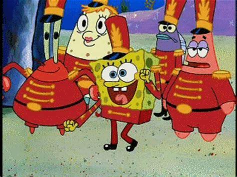 gambar animasi bergerak spongebob squarepants gif