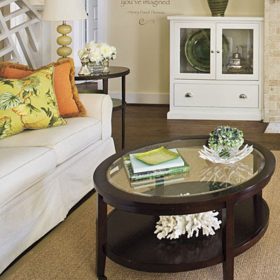 Sofa and Coffee Table Design Tips - Design Ideas for Living Rooms