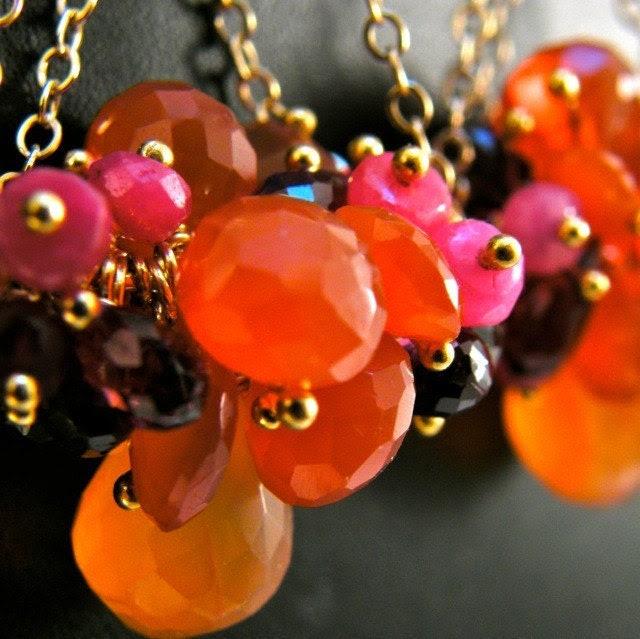 loellamedina Jacky Earrings- Summer 2009 Collection