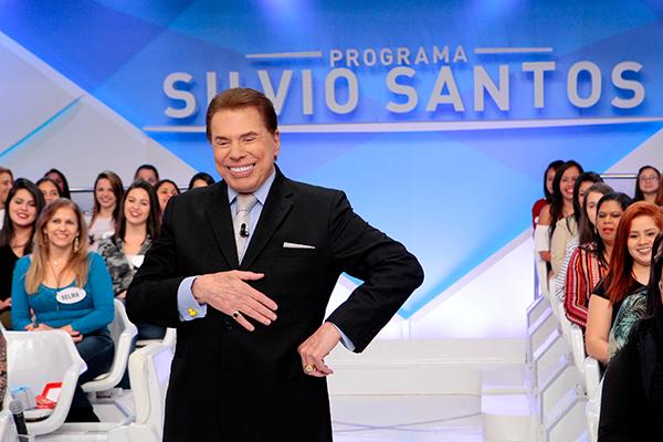 Programa Silvio Santos é vice-líder de audiência durante o mês de dezembro