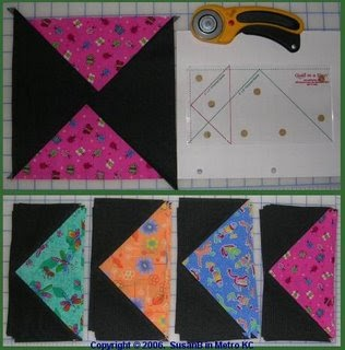 Handcrafting With Love Quilting In Progress
