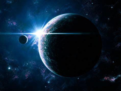 40  Gambar Fantasi Luar Angkasa Super Keren   Planet