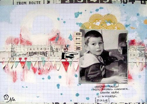 Envelope album -week 2-{helper}